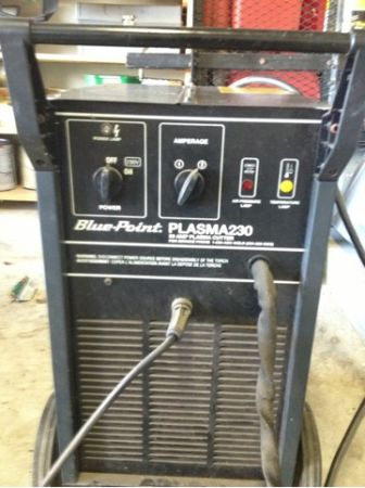 Snap On Blue Point Plasma Cutter - $1500 (College Station)