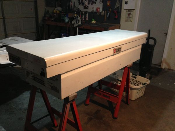 Tractor Supply Truck Toolbox - $100 (College Station)
