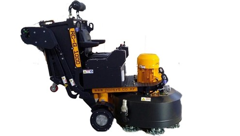 Ride On Floor Grinder Polisher