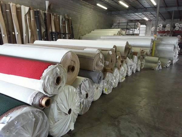 carpet pad installations  starting at 99cents a sqft