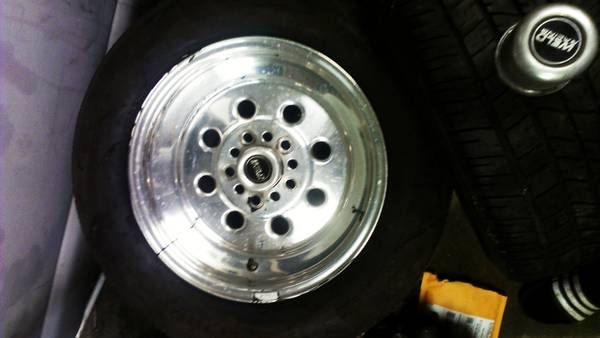 weld racing wheels - $550