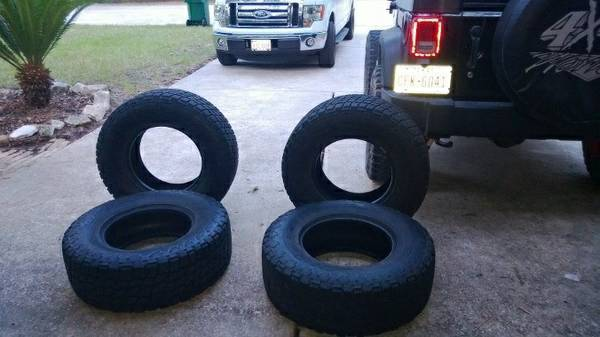 33 Nitto Terra Grappler - $800 (The woodlands)