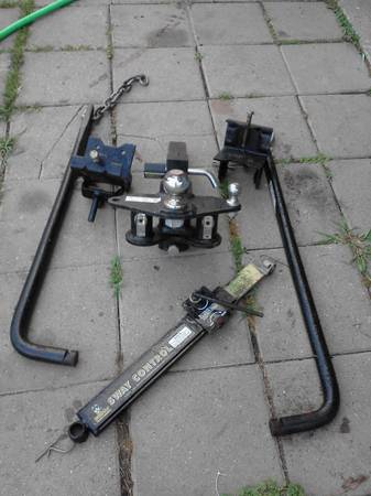 weight distributing hitch sway bar - $250 (college station)