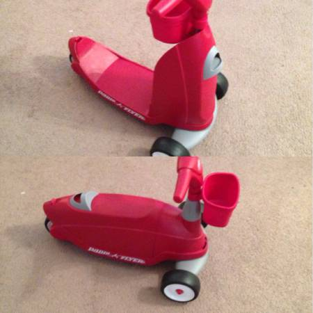Radio flyer sit and stand toy -   x0024 20