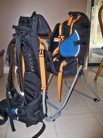 REI Tagalong Backpack Child Carrier - $60 (College Station)