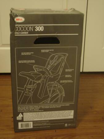 Bike child carrier BELL COCOON 300 - x002425 (College Station)