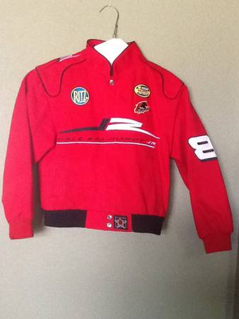 Dale Earnhardt, Jr. Jacket - Kids Large - $50 (Bryan)