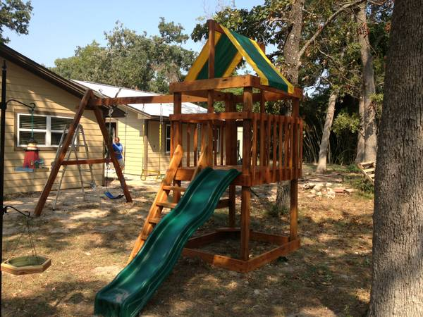 Custom Built Playsets -   x0024 1500  College Station