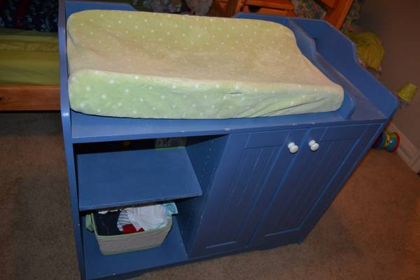 Diaper Changing Table -   x0024 30  S  College Station