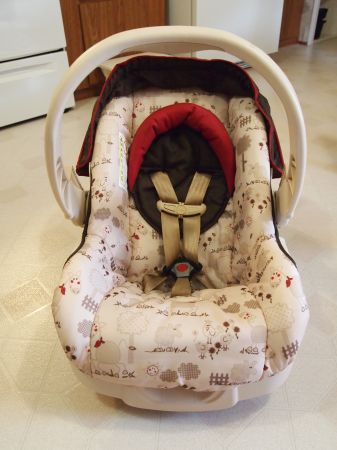Cosco Infant Car Seat and Safety 1st Walker - $35 (College Station)