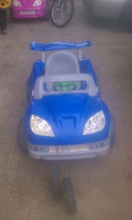 princess toy story power wheels - $90 (college station tx)