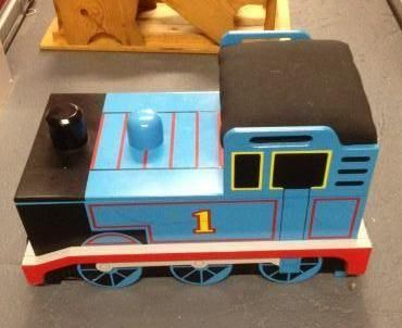 Thomas the Train Set - $200 (College Station)