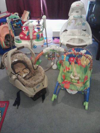 A Perfect Starter Kit for Baby - $1 (Hempstead)