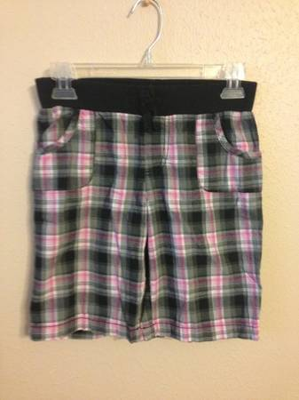 Girls Faded Glory Shorts Size L - $2 (Bryan )