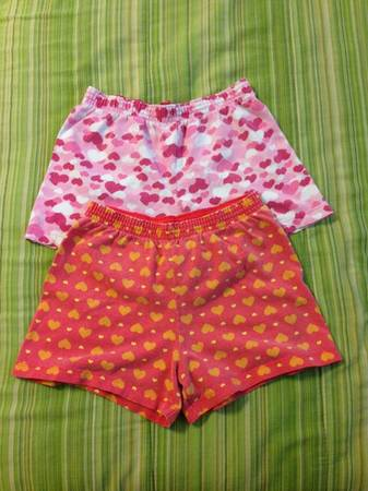 Girls Faded Glory Shorts Size M - $1 (Bryan)