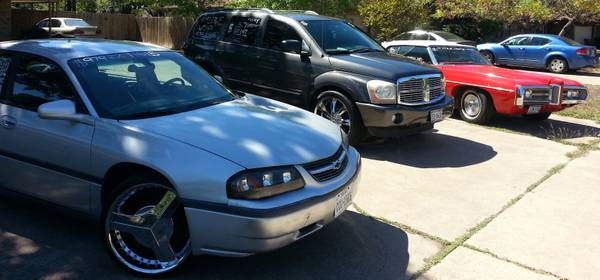 3 cars forsale take your pick - $1 (bryan)