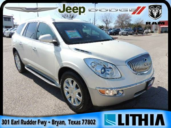 2011 Buick Enclave Front-wheel Drive Sport Utility 25,804 miles low mileage