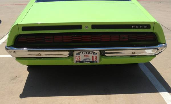 1970 Ford Torino GT Sale Trade - $13 (Dallas Fort Worth)