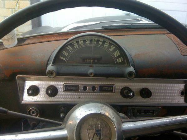 1954 Ford Customline WTST Easy Project $2000 obo - $2000 (NW Houston 290Hwy6)