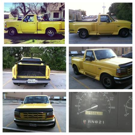 1993 Ford Flare side - $3200 (Madisonville tx)