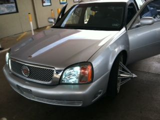 2000 cadilllac deville - $4000 (college station tx)