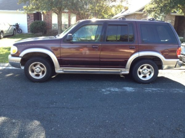 Page 5: 1999 Ford Explorers Eddie Bauer for Sale   Used on ...