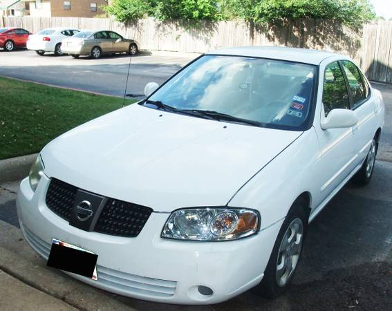 2005 Nissan Sentra 1.8S, Only 90,500 miles, clean title - $6100 (College Station)