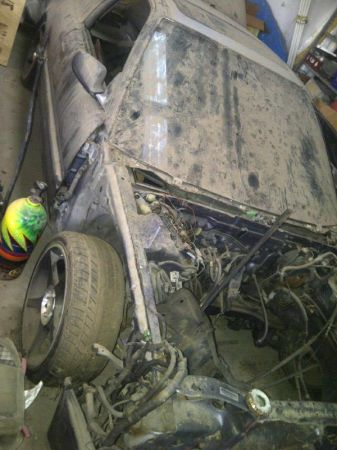 91 Acura Integra LSVTEC swap project car - $4000 (Somerville)
