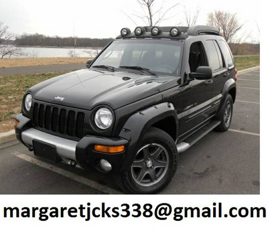 03 Jeep Liberty - $1800 (college station)