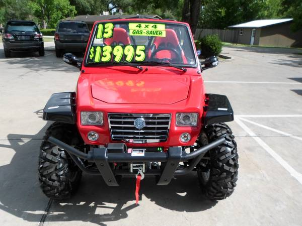 2013 OREION SAND REPEER 4WD. - $13995 (SEALY, TX.)