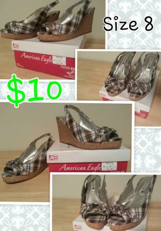 NWOT Size 8  -   x0024 10  College Station