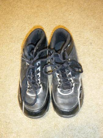 Rawlings youth football cleats-size 3 - $10