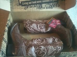 Womens Ariat Boots Sz 7.5 - $155 (College Station Caldwell Rockdale )