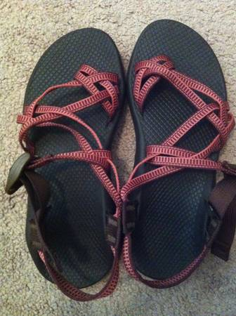 Womens Chacos size 8M - $75 (Village Drive )