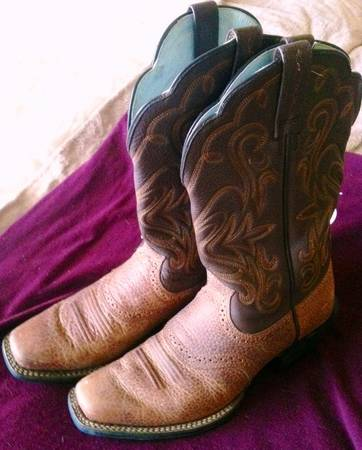 Ariat Boots - Ladies - $50 (College Station, TX)