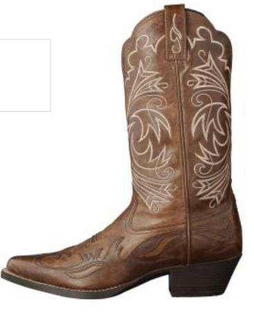 Ariat Womens Cowboy Boots Sz 7.5B - $165 (Rockdale - Caldwell College Station )