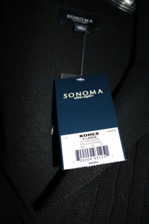 Brand-new Sweater from Kohls (XL) - $12 (College Station)