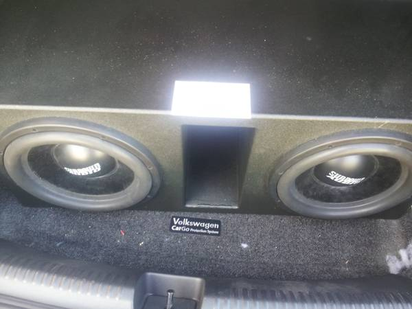 2 Sundown Audio SA-12 D4 - $150 (CS)