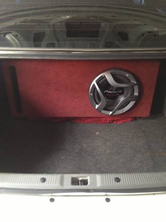 Bass system PIONEER SUBWOOFER - $850 (College station)