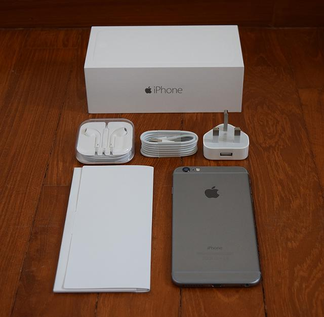 530  On Sale  Brand New Factory Unlocked Apple iPhone 6 Plus 128GB - Buy 2 Get 1 Free
