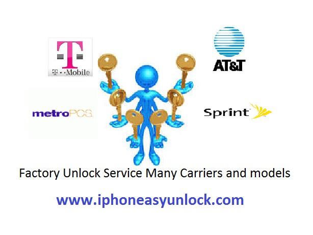 9  Att Factory iPhone unlock service