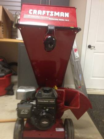 Wood Chipper - $250 (College Station)