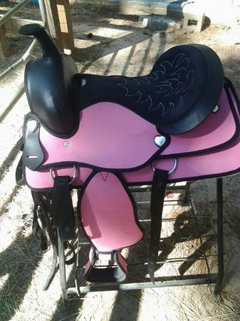 New Saddle Tack - $185 (Crockett,Tx)