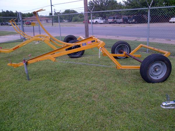 Grapple Trailer For Sale >> Bale buggy for sale