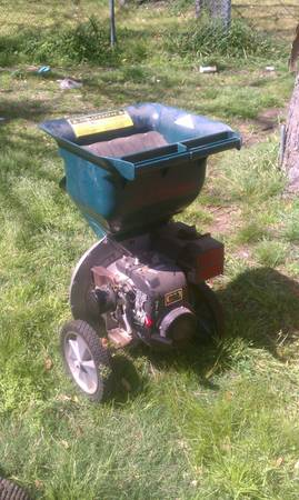 Wood Chipper - $500 (College Station)