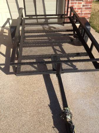 4x7 TRAILER - $350 (South College Station)
