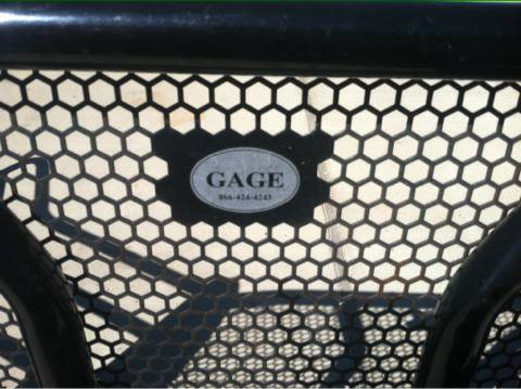 Gage grill guard - $150 (Montgomery)