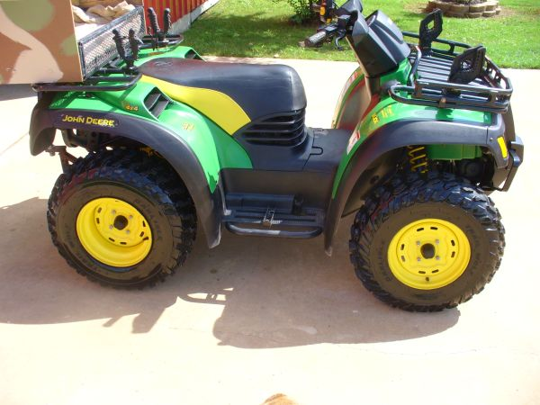 John Deere buck 500 EX  72hrs - $3000 (Brazos Co.)