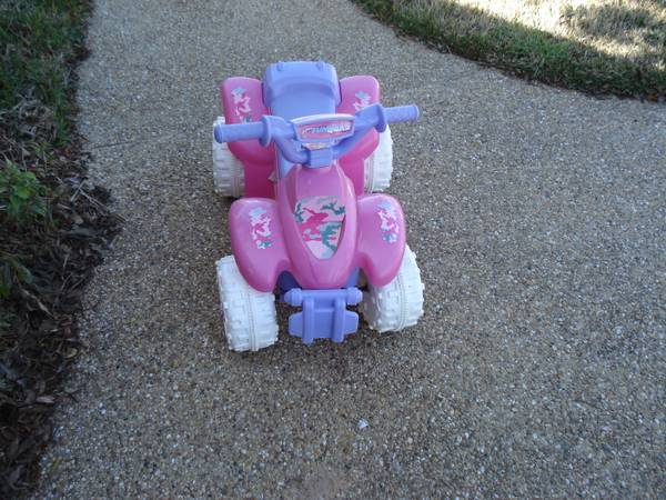 Fisher Price Power Wheel Lil Quad -   x0024 30  CS - South