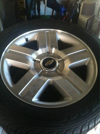 Moving Sale. On Sale Riding LawnMower,Chevy 20 Inch Rims W Tires, - $1 (BryanVilla Maria Rd.)